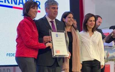 Vicuña, reconocida a nivel nacional por la excelencia en gestion turística