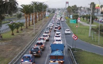 Moderna carretera doble vía unirá la conurbación La Serena-Coquimbo