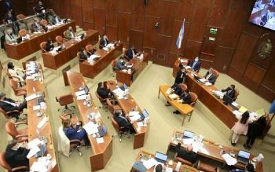 En forma unánime, los diputados sanjuaninos apoyaron el Acuerdo San Juan