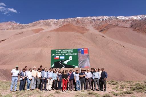 Fuerte apoyo en la Región de Coquimbo para el Túnel de Agua Negra