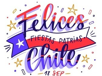 ¡Felices Fiestas Patrias, Chile!