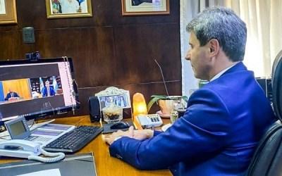 Desde San Juan, Uñac busca fortalecer la integración con el nuevo intendente de Coquimbo