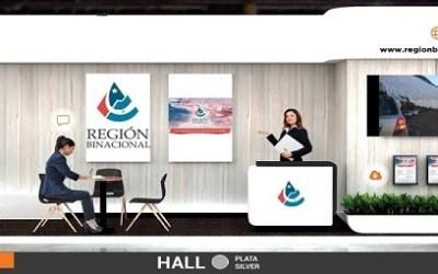 Visitá el stand de Región Binacional en la Expo San Juan Minera virtual