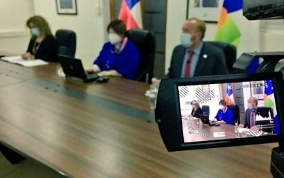En la Cuenta Pública del CORE, destacaron la vinculación entre San Juan y la Región de Coquimbo