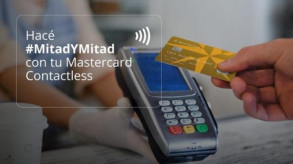 Banco San Juan ofrece 50% de descuento en supermercados con la Tarjeta MasterCard Contactless