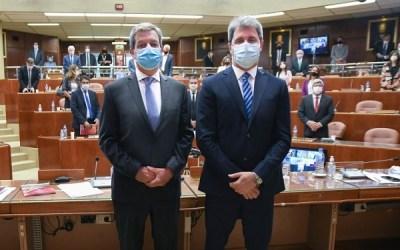 El gobernador Uñac habilitó el Período Ordinario de Sesiones Legislativas 2021 con su mensaje anual
