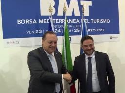 La Regione Campania alla BMT