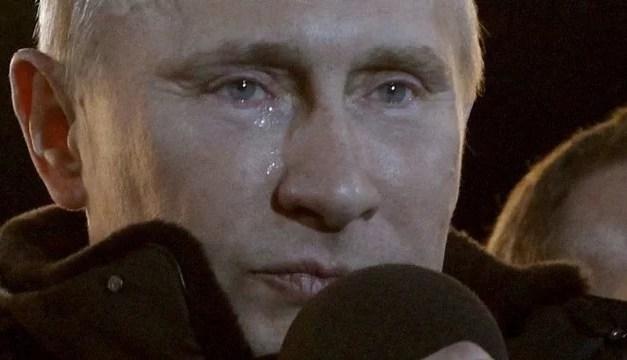 Я тебе не верю: у президента России стремительно падают рейтинги