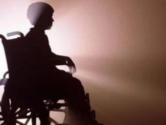инвалидностью