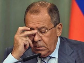 «Тема Крыма для России закрыта, и Москва не намерена возвращаться к этому вопросу», - Сергей Лавров