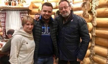 Жан Рено приїхав до України зніматися у своєму останньому фільмі
