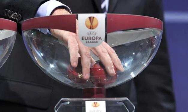 Результати жеребкування 1/8 фіналу Ліги Європи: Динамо зіграє проти Лаціо