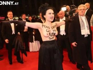 Активістка Femen