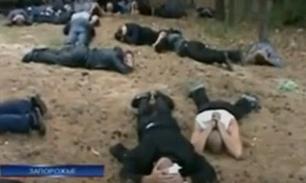 У Запоріжжі на довго засудили 8 членів однієї з найнебезпечніших банд країни