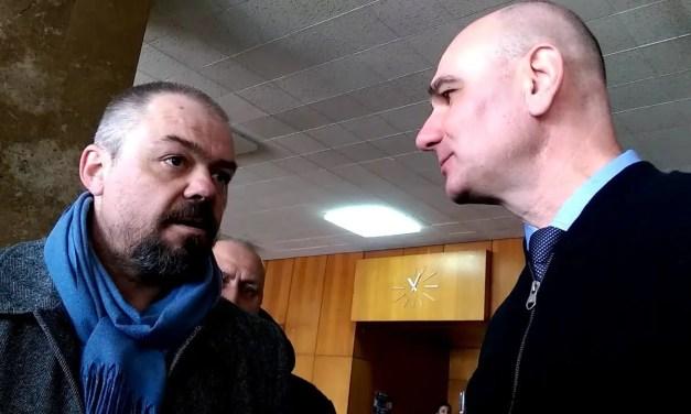 У Запоріжжі відбулася красномовна зустріч Олешка з бійцями АТО, шоу не вийшло – відео