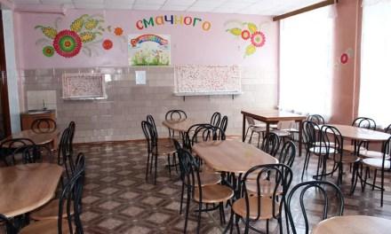 Одна з найбільших шкіл Заводського району прийматиме дітей в оновлених стінах