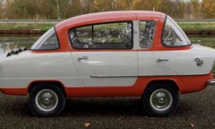 Що спільного між прототипом«Запорожця» й мінікаромBMW Isetta (ФОТО)