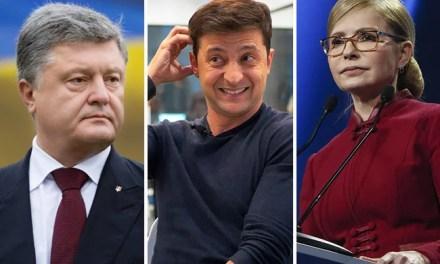 Соціологи сказали остаточно, хто з кандидатів вийде до другого туру
