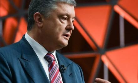 Наркотична залежність кандидата, що хоче стати Президентом є загрозою для кожного українця – Порошенко