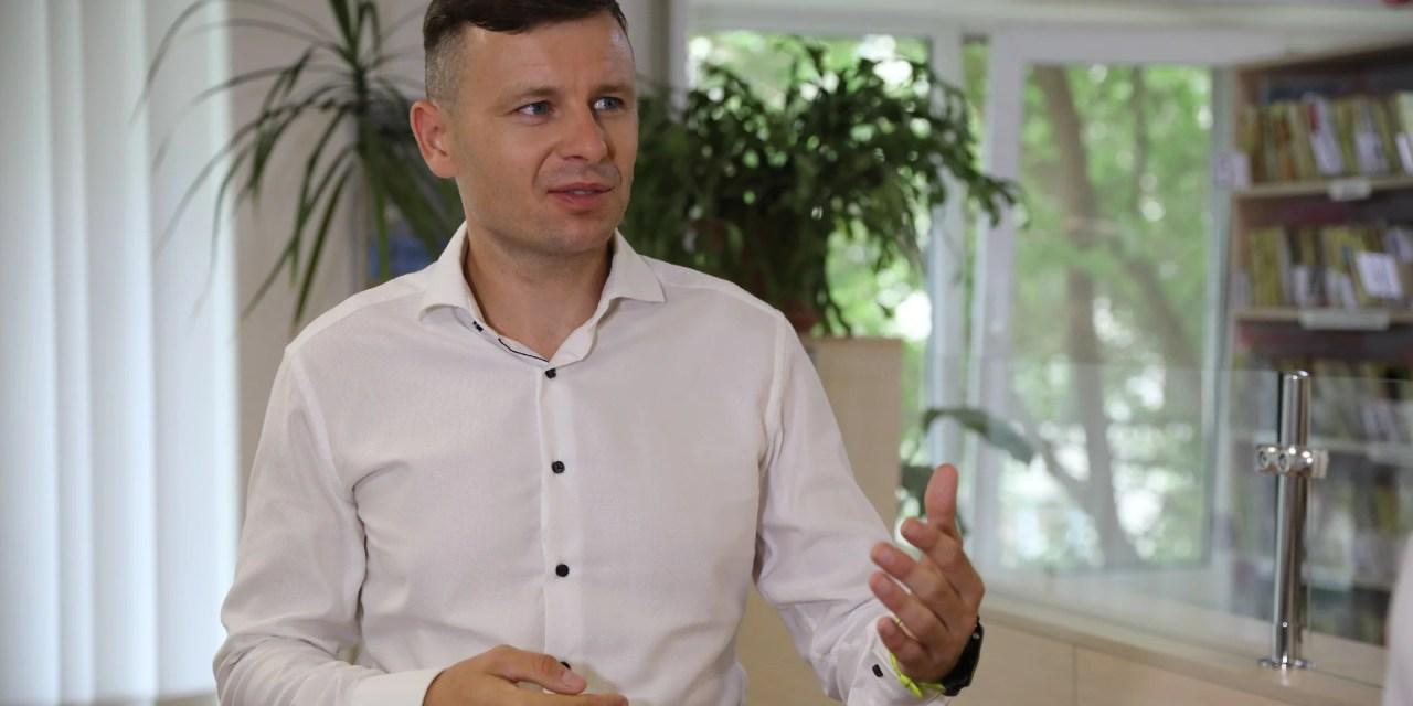 «Коли кожна громада має свій бюджет і його контролює, корупції не буде», – Сергій Марченко