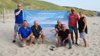 Photo of Weer de schoonste van Noord-Holland! (video)