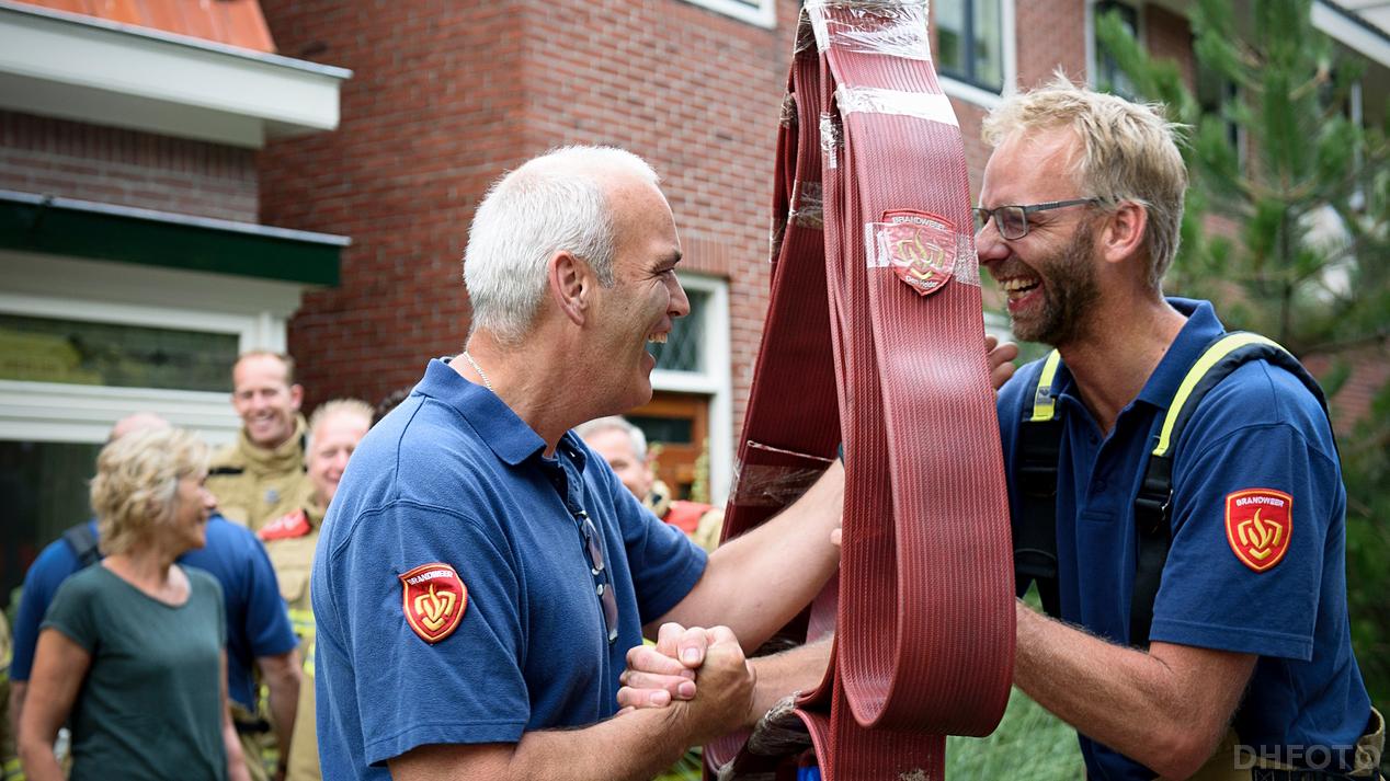 brandweerman pensioen