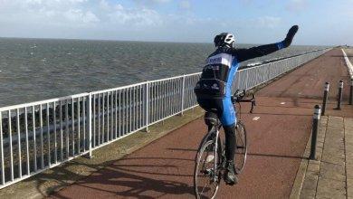 Photo of Fietspad Afsluitdijk open voor IJsselmeer Challenge