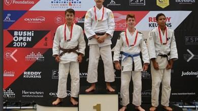 Photo of Goede start judoseizoen