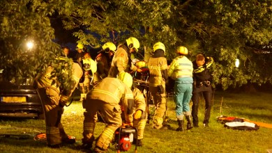 Photo of Twee gewonden bij ongeval N240