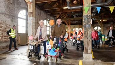 Photo of Derde rollatorloop in Den Helder