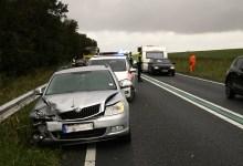 Photo of Drie auto's betrokken bij aanrijding N99