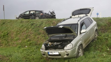 Photo of Gewonden bij ongeval op N240