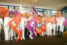 Photo of Grote actiebereidheid bij personeel Noordwest Ziekenhuisgroep Den Helder