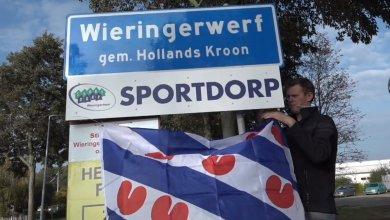 Photo of Boeren in actie: Wieringermeer wurdt stikje Fryslân