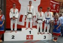 Photo of Nigel wint brons op de Open Alkmaarse