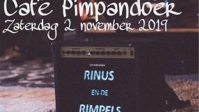 Photo of Rinus en de Rimpels in café Pimpandoer