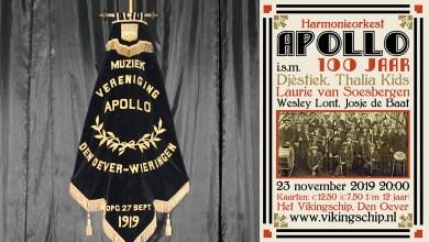 Photo of Jubileumconcert harmonieorkest Apollo