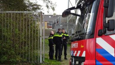 Photo of Brandweer naar KPN zendercomplex Den Helder