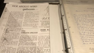 Photo of Apollo 100 jaar actief in Den Oever (video)