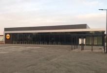 Photo of Voetpad bij nieuwe Lidl in Wieringerwerf