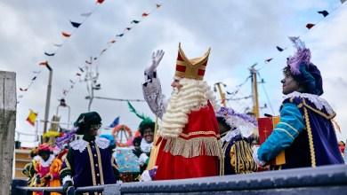 Photo of Sinterklaas als eerste in Hollands Kroon