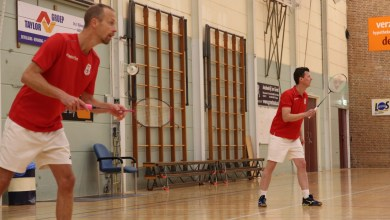 Photo of Zeemacht badmintonners verliezen van Polisport
