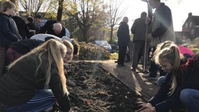 Photo of Leerlingen in Wieringerwerf herdenken Kristallnacht