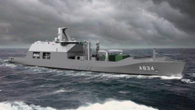 Photo of Bouw nieuw bevoorradingsschip nadert start