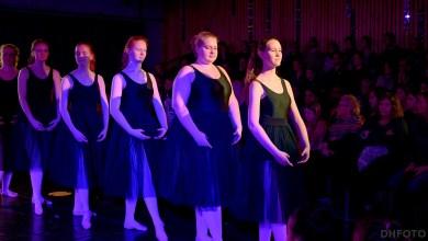 Photo of Kerstpresentatie dansers Triade