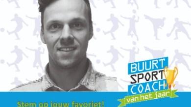 Photo of Van Kesteren genomineerd als buurtsportcoach van het jaar