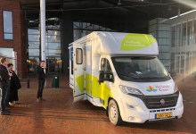 Photo of Serviceloket op wielen in Hollands Kroon