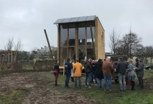 Photo of Sleutel eerste Tiny House overhandigd