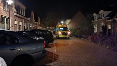 Photo of Man neergestoken op Julianaplein