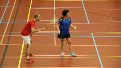 Photo of Forse nederlaag Zeemacht badmintonners